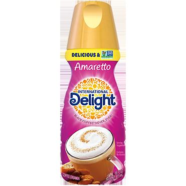 International Delight Coffee Creamer, Amaretto Café 16oz