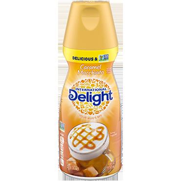 International Delight Coffee Creamer, Caramel Macchiato 16oz