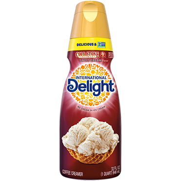 International Delight Coffee Creamer, Cold Stone Creamery Sweet Cream 32oz