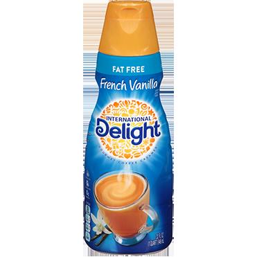 International Delight Coffee Creamer, Fat Free French Vanilla 32oz
