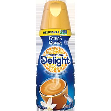 International Delight Coffee Creamer, French Vanilla 16oz