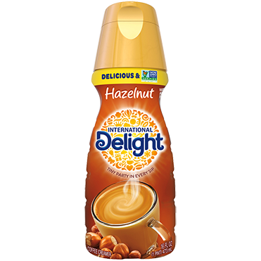 International Delight Coffee Creamer, Hazelnut 16oz