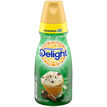 International Delight Coffee Creamer, Irish Crème Cafe 32oz
