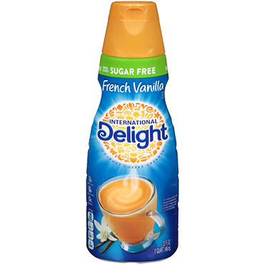 International Delight Coffee Creamer, Sugar Free French Vanilla 32oz