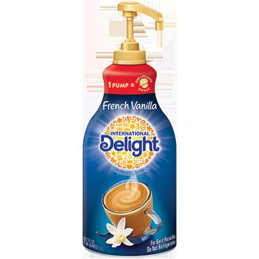 International Delight Coffee Creamer Pump, French Vanilla
