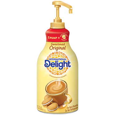 International Delight Coffee Creamer Pump, Original
