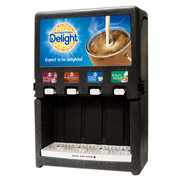 400 International Delight Bulk Creaming Dispenser