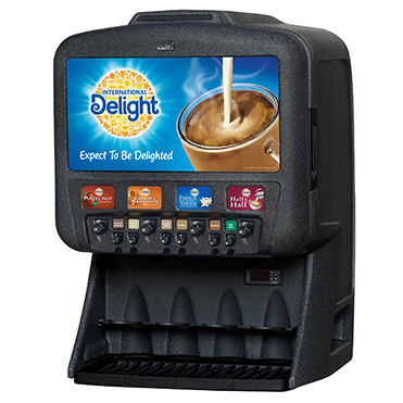 600 International Delight Bulk Creaming Dispenser