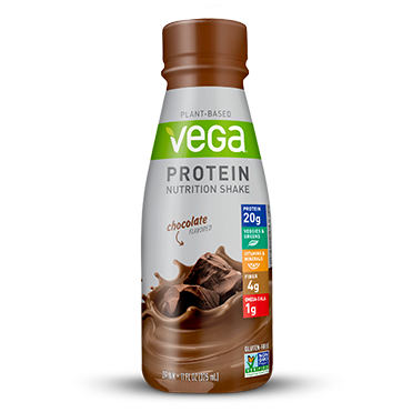 Vega Protein Nutrition Shake – Chocolate