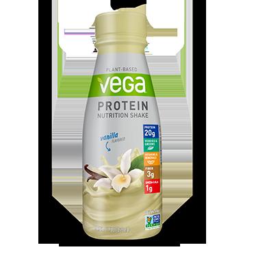 Vega Protein Nutrition Shake – Vanilla