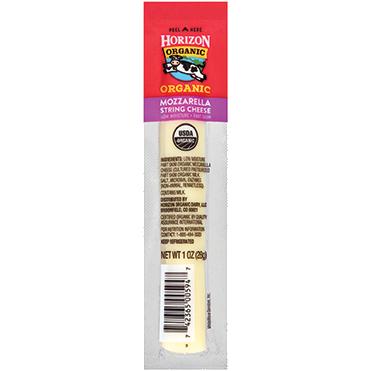 Horizon Organic Single Serve Mozzarella Stick