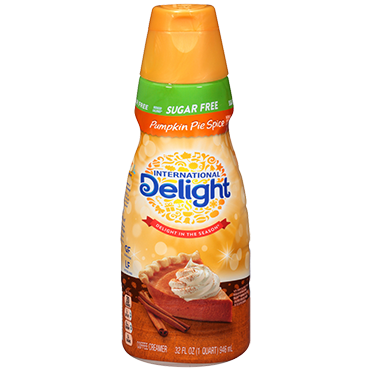 International Delight Coffee Creamer, Pumpkin Pie Spice 32oz