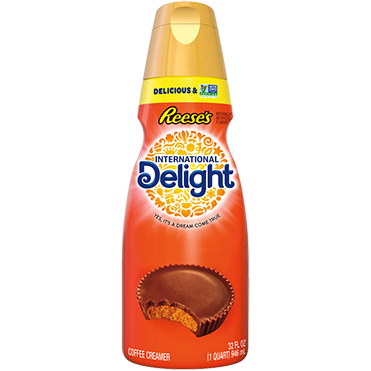 International Delight Coffee Creamer, Reese's Peanut Butter Cup 32oz