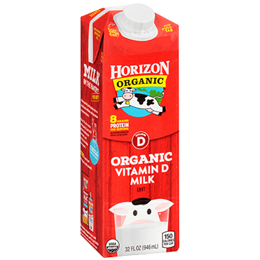 Horizon Organic Whole Milk, Aseptic Quart