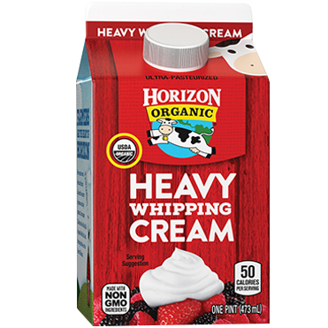 Horizon Heavy Whipping Cream