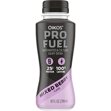 Oikos Pro Fuel Drink, Mixed Berry 10 fl. oz