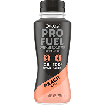 Oikos Pro Fuel Drink, Peach 10 fl. oz