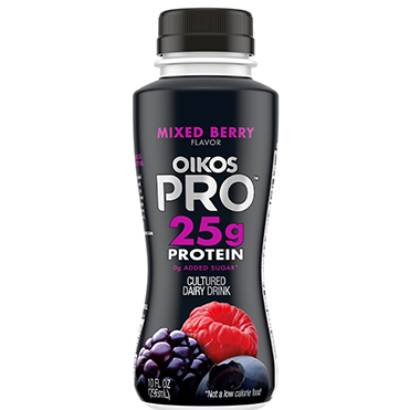 Oikos Pro Cultured Dairy Drink, Mixed Berry, 10oz