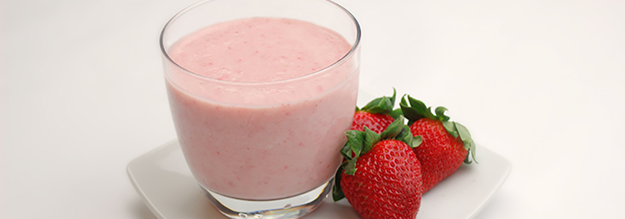 Strawberry Dream Smoothie