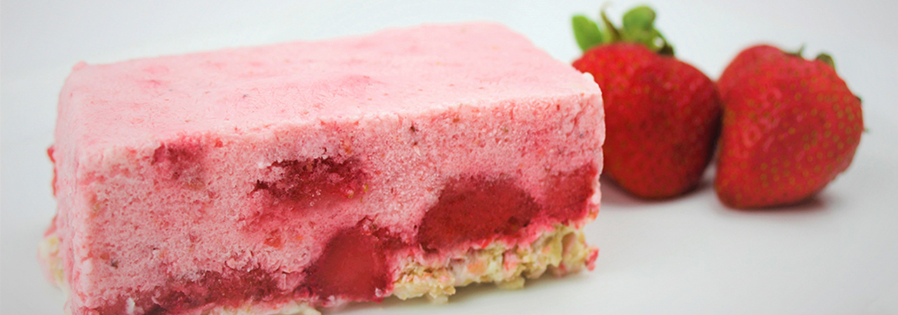 Strawberry Dream Frozen Bars