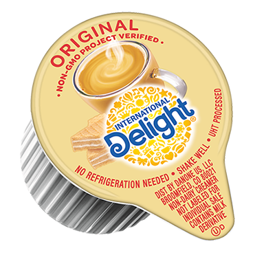 International Delight Coffee Creamer Single, Original