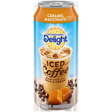 International Delight Iced Coffee, Caramel Macchiato 15oz