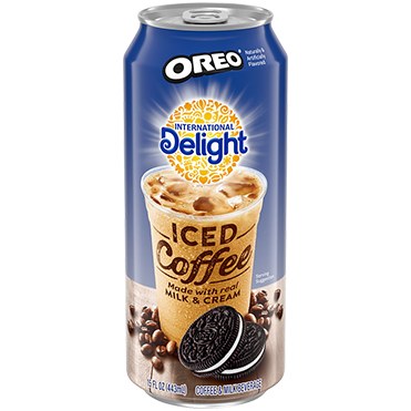 International Delight Iced Coffee, Oreo 15oz