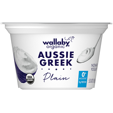 Aussie Greek Nonfat Plain 5.3oz
