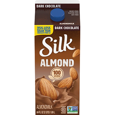 Silk Almondmilk, Dark Chocolate 64oz