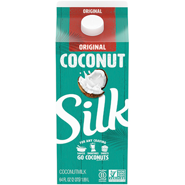 Silk Coconutmilk, Original 64oz